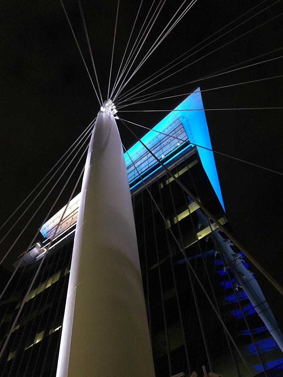 millenium mast